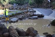 Δυτική Ελλάδα: Αποκολλήθηκαν ολόκληροι βράχοι στη Μακύνεια Ναυπακτίας