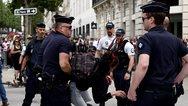 Γαλλία: Επεισόδια διαδηλωτών και αστυνομίας στους εορτασμούς της Ημέρας της Βαστίλης