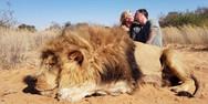 Σάλος στη Νότια Αφρική: Ζευγάρι σκότωσε λιοντάρι