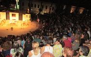 Αίγιο: Tο κοινό 'αγκάλιασε' το θεσμό των 'Θεατρικών Συναντήσεων' (pics)