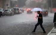 Δυτική Ελλάδα - 'Αντίνοος': Αναμένονται ισχυρές καταιγίδες, χαλάζι και άνεμοι (χάρτες)