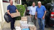 Αίγιο: Προσφορά τροφίμων στο Αγάπης Μέλαθρον 'Ο Άγιος Χαράλαμπος'