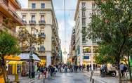 Μπλακ άουτ στο κέντρο της Αθήνας