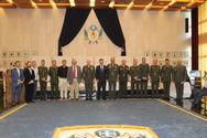 Τελετή Απονομής Μεταπτυχιακών Τίτλων από τη Στρατιωτική Σχολή Ευελπίδων και το Πολυτεχνείο Κρήτης (φωτο)
