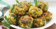 Μαγειρέψτε ρεβιθοκεφτέδες με μυρωδικά και μπαχάρια