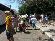 Πάνω από 200 τουρίστες την εβδομάδα καταφτάνουν στην Πάτρα - 'Ένεση' στην αγορά