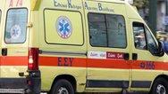 Πατρών - Πύργου: Τροχαίο ατύχημα στο ύψος του Αλισσού