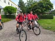 'Ποδηλατάδα' στην Ολλανδία για την ομάδα της Παναχαϊκής (pics)