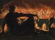 Σαν σήμερα 18 Ιουλίου μεγάλη φωτιά στη Ρώμη καταστρέφει τα δύο τρίτα της πόλης
