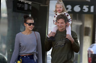 Shayk - Cooper: Η συμφωνία που έκαναν για την κηδεμονία της κόρης τους