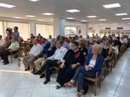 Σία Αναγνωστοπούλου: 'Η πόληείναι αποφασισμένη να δώσει αγώνα για τη μη κατάργηση της Νομικής Σχολής'