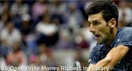 Ποσά ρεκόρ στο τένις θα μοιραστούν στο «US Open»!