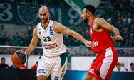 Στην 12η αγωνιστική στο ΟΑΚΑ το Παναθηναϊκός - Ολυμπιακός για την Euroleague