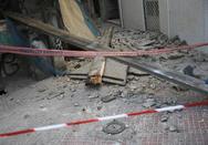 Αθήνα: Τέσσερις ελαφρά τραυματίες από το χτύπημα του Εγκέλαδου