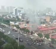 Κίνα - Δύο νεκροί και 12 αγνοούμενοι από ισχυρή έκρηξη σε εργοστάσιο αεριοποίησης (video)