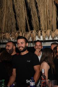 Ηλίας Βρεττός at Sao Beach Bar 19-07-19 Part 1/3