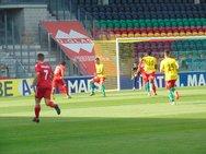 Νέα ήττα για την Παναχαϊκή - Έχασε από την KV Oostende (φωτο)