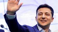 Ουκρανία - Το κόμμα του προέδρου Ζελένσκι οδεύει σε ευρεία νίκη