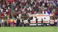 Έπαθε έμφραγμα εν ώρα αγώνα ο προπονητής της Ντιναμό Βουκουρεστίου (video)