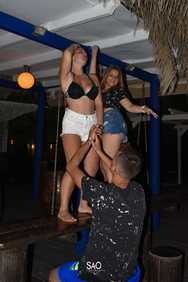 Mainstream Sundays at Sao Beach Bar 21-07-19 Part 2/2