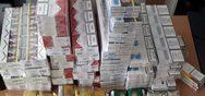 Δυτική Ελλάδα: Toυς 'τσάκωσαν' με λαθραία τσιγάρα