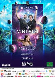 Vini Vici at Bolivar Beach Bar