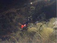 Μύκονος: «Γουρούνα» έπεσε σε γκρεμό 20 μέτρων - Τραυματίστηκε μια 22χρονη
