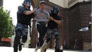 Ρωσία: Συλλήψεις σε διαδήλωση της αντιπολίτευσης