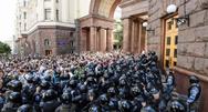 1.400 συλλήψεις στην διαδήλωση για τις ελεύθερες εκλογές στη Μόσχα