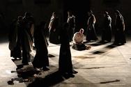 """Ρεσιτάλ ερμηνείας από τον """"Οιδίποδα"""" Δημήτρη Λιγνάδη - Δυνατή αρχή για το 38ο Φεστιβάλ Πάτρας"""