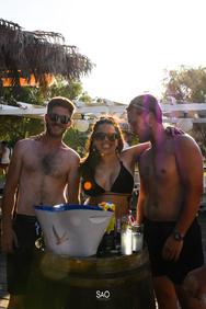 Mainstream Sundays at Sao Beach Bar 28-07-19 Part 2/3