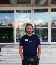 Ο Πατρινός προπονητής Σωτήρης Ζήκος,θα εκπροσωπήσει τα ελληνικά χρώματαστο Μαυροβούνιο