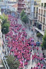 Η Πάτρα θα γίνει ροζ για ακόμα μια χρονιά!