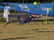 Με έντονο χρώμα Πάτρας η Εθνική Beach Soccer στους Παράκτιους Αγώνες!