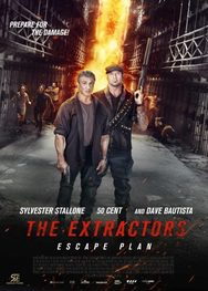 Προβολή Ταινίας 'Escape Plan: The Extractors' στην Odeon Entertainment