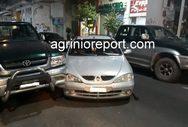 Σοβαρό τροχαίο ατύχημα στο Αγρίνιο (φωτο)
