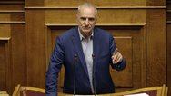 Βαρεμένος: Με το δόγμα νόμος και τάξη η Αθήνα κινδυνεύει να γίνει στόχος τρομοκρατίας