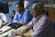 Πάτρα: Συνεδρίασε η Επιτροπή των Μεσογειακών Αγώνων
