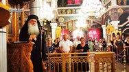 Ο Μητροπολίτης Αργολίδας στην πρώτη παράκληση στην Θεοτόκο (φωτο)
