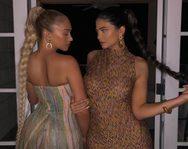 Η Ελληνίδα κολλητή της Kylie Jenner κάνει διακοπές στη Μύκονο!