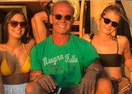 Πέτρος Κωστόπουλος: Διακοπές με τις κούκλες κόρες του! (φωτο)