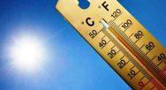 Καύσωνας: Σε Θεσσαλία και Ανατολική Στερεά οι υψηλότερες θερμοκρασίες το Σάββατο