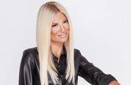 Φαίη Σκορδά - Στο στούντιο για το τρέιλερ της νέας σεζόν (φωτο)