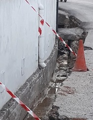 Πάτρα: Η περιπέτεια της Ιωάννου Δαμασκηνού στο Ριγανόκαμπο και το επικίνδυνο αυλάκι