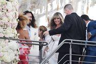 Η Heidi Klum παντρεύτηκε πάνω στο γιοτ του Αριστοτέλη Ωνάση (φωτο+video)