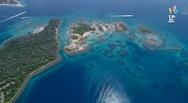 Λιχαδονήσια - Ο επίγειος εξωτικός παράδεισος του Ευβοϊκού κόλπου (video)