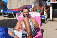 Adrianos Papadeas at La Mer beach Bar 03-08-19 Part 2/2