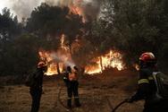 Yψηλός κίνδυνος πυρκαγιάς για τη Δευτέρα, σε νησιά Ανατολικού Αιγαίου, Δωδεκάνησα και Λασίθι