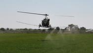 Θεσσαλονίκη: Αεροψεκασμοί για την καταπολέμηση των κουνουπιών σε περιοχές του κάμπου