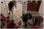 Ο γιος του Tom Hanks κατέγραψε με το κινητό του ξυλοδαρμό τουρίστα (video)